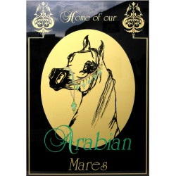 "Sparkling Plate ""Arabian..."