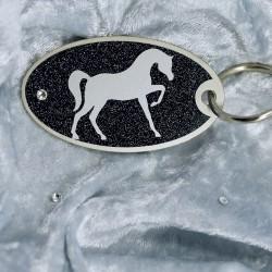 "Pendant ""Dancing Stallion"""