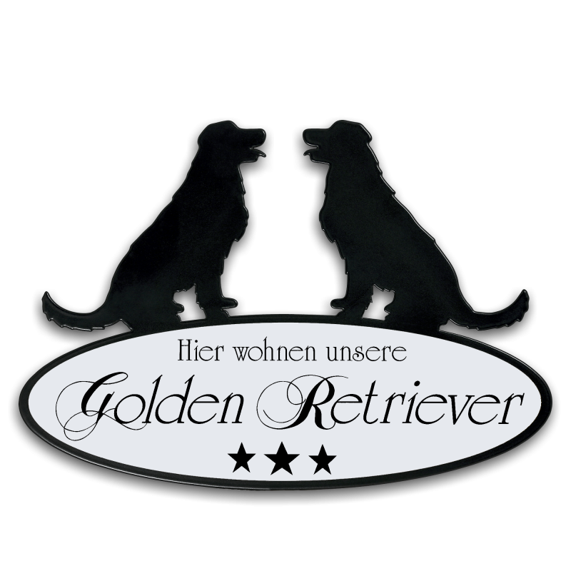 "Relief ""Golden Retriever"" Medium"