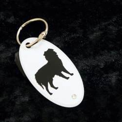 "Pendant ""Border Collie"""