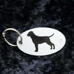 "Pendant ""Rottweiler"""