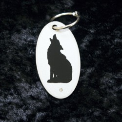 "Anhänger ""Wolf"""